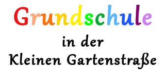 Grundschule in der Kleinen Gartenstraße